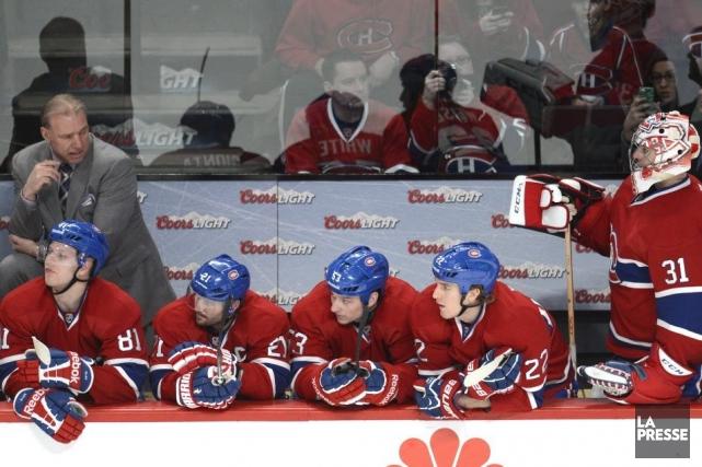 Plusieurs fois cette année le Canadien a trouvé un moyen de gagner, ou à tout... (Photo Bernard Brault, La Presse)