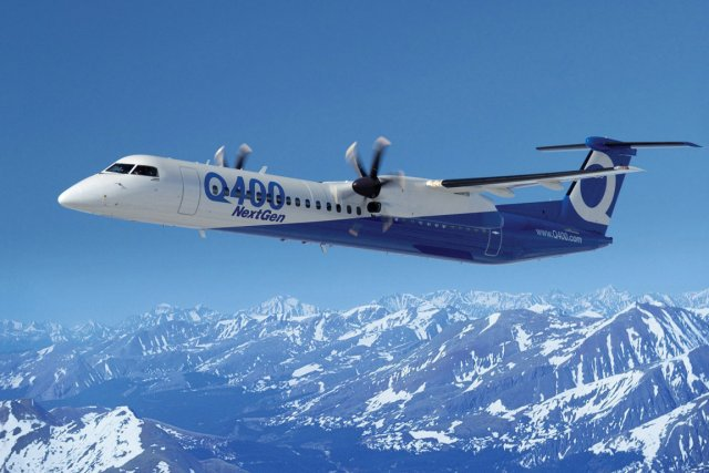 Bombardier et Rostec ont signé, en août dernier,... (Photo archives PC)
