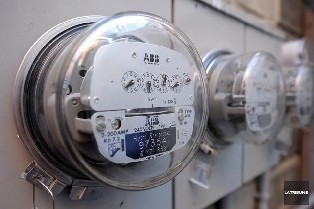 La décision d'Hydro-Québec de modifier le calcul du... (Photo Jocelyn Riendeau, archives La Tribune)