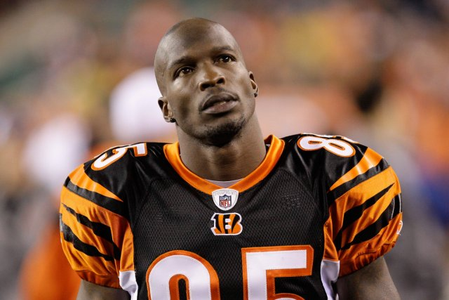 Chad Johnson a connu ses meilleures années dans... (PHOTO ARCHIVES ASSOCIATED PRESS)