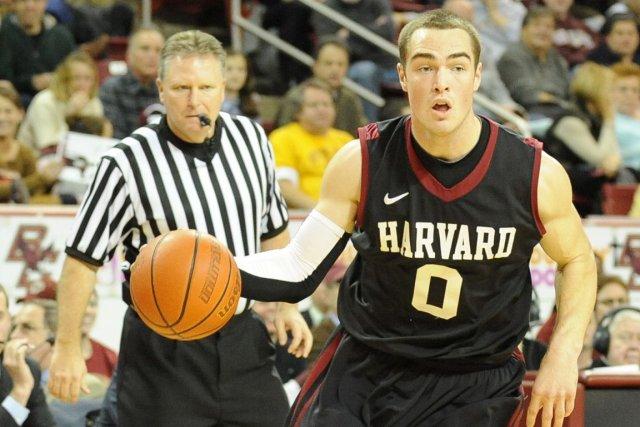 Laurent Rivard, de Saint-Bruno, a inscrit 11 points... (Photo Gil Talbot, Université Harvard)