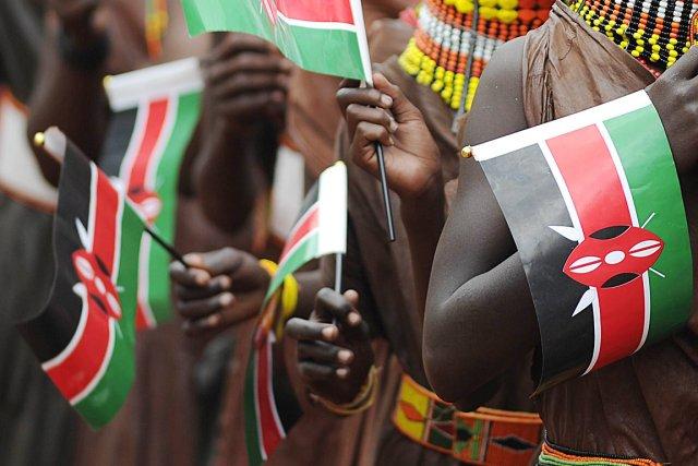 Comme dans beaucoup de pays africains, la polygamie... (PHOTO SIMON MAINA, ARCHIVES AFP)