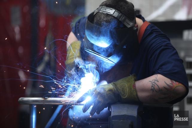 L'entreprise privée fournit de l'emploi à près de... (Photo Martin Chamberland, La Presse)