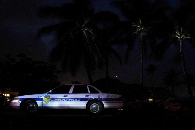 La police est sous le feu des critiques à Hawaï parce qu'elle défend bec et... (Photo Tim Sloan, archives AFP)