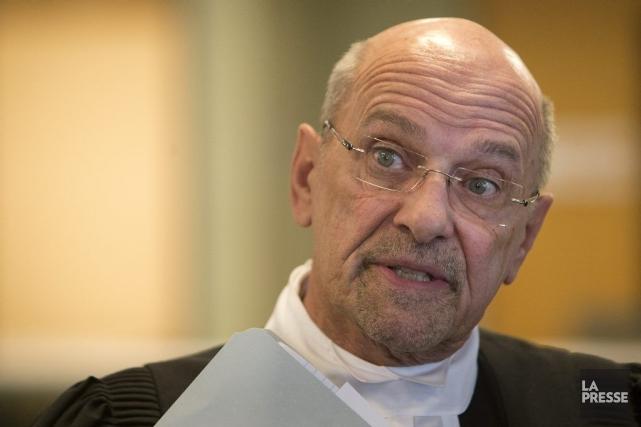 Me Pierre-Luc Rolland (notre photo), procureur de la... (PHOTO ROBERT SKINNER, LA PRESSE)