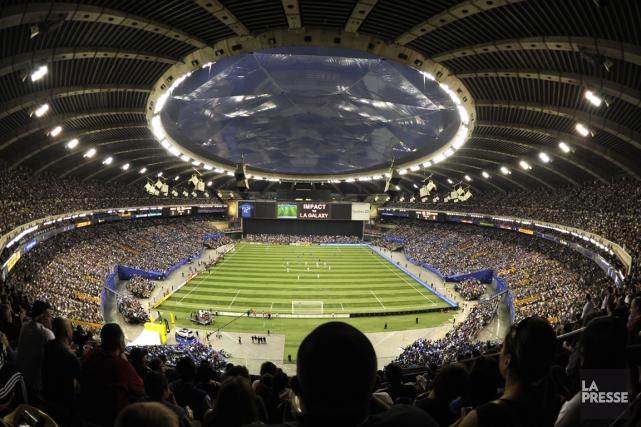 L'organisation de l'Impact souhaite aussi trouver des joueurs... (Photo Bernard Brault, archives La Presse)