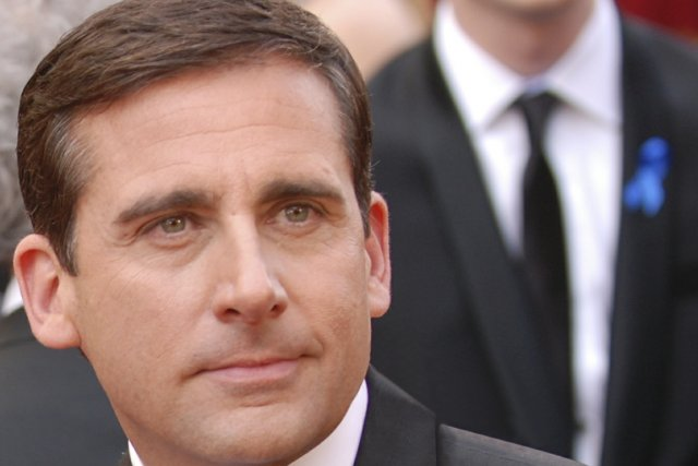 Steve Carrell... (PHOTO GOOGLE IMAGES)