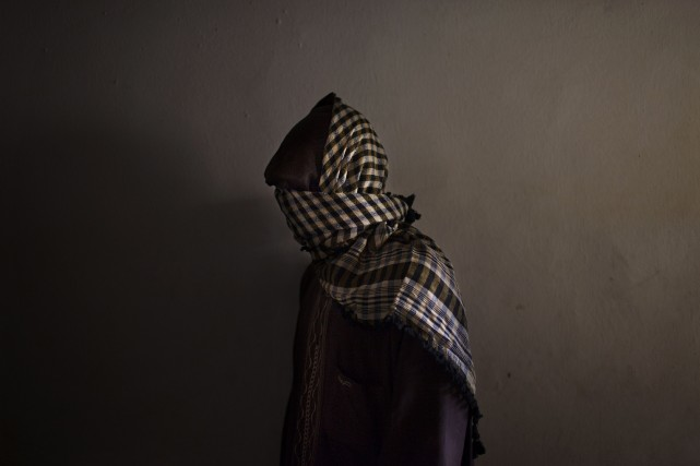 Le groupe islamiste Boko Haram - dont le... (PHOTO SAMUEL JAMES, PhotosIn)
