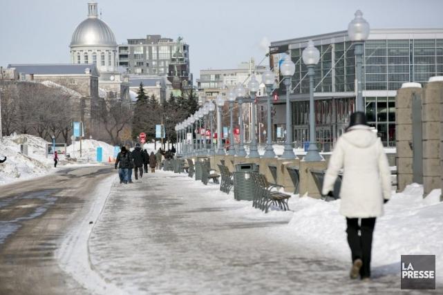 Au Québec, il faut remonter à 1993-1994 pour... (PHOTO DAVID BOILY, LA PRESSE)
