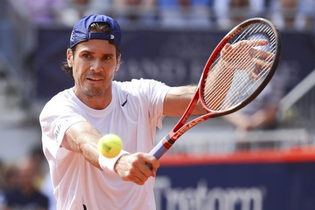 Tommy Haas... (Photo Axel Heimken, archives AP)