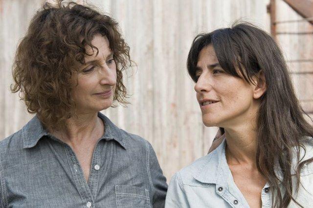 Pierrette Robitaille et Romane Bohringer dans Vic et... (Photo: fournie par Fun Film)