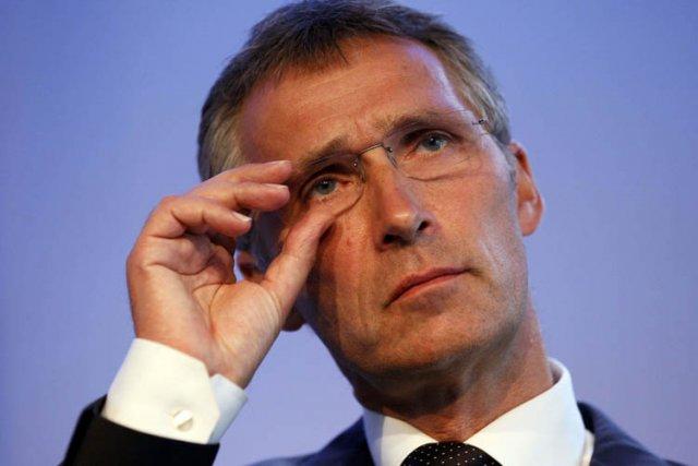 Jens Stoltenberg en 2011.... (Photo: Reuters)