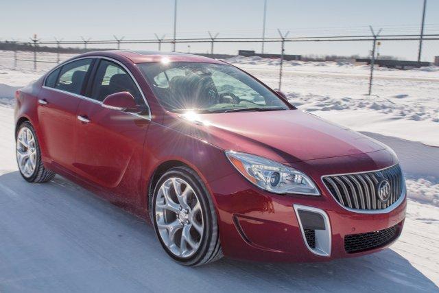 Par rapport à la version d'entrée de gamme,... (Photo fournie par General Motors)