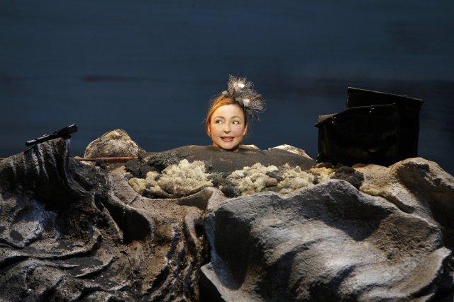 Les fans de l'actrice française Catherine Frot (Un dîner de cons, Odette... (Photo: fournie par Artcomart)