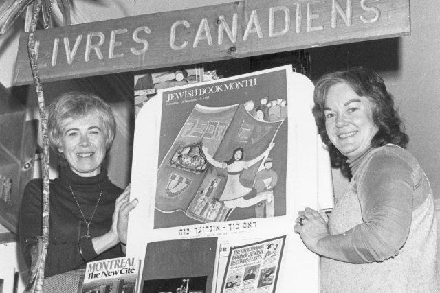 Judith Mappin (à gauche) est devenue une figure... (PHOTO FOURNIE PAR VEHICULE PRESS)