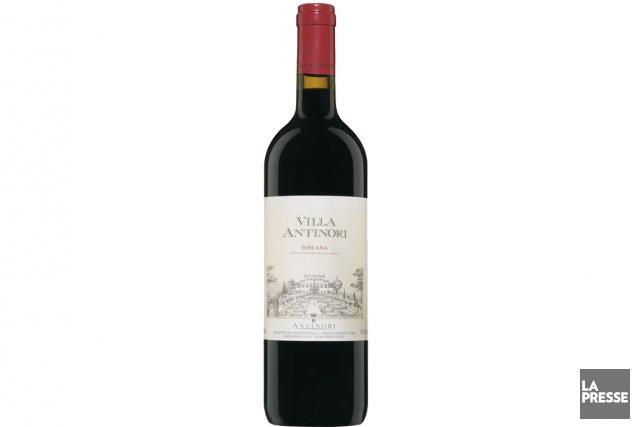 Longtemps commercialisé sous l'appellation Chianti Classico, ce vin a été... (Photo La Presse)
