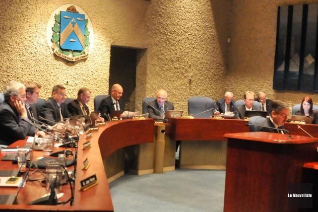 Le conseil municipal de Trois-Rivières n'a pas voulu... (Photo: Émilie O'Connor, Le Nouvelliste)