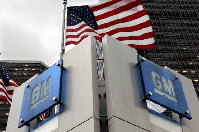 Le groupe de Detroit est sous le feu... (Photo AP)
