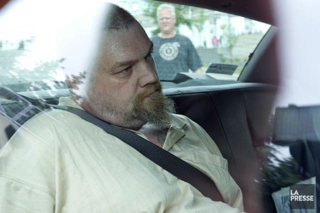 En mars dernier, Éric Daudelin a été condamné... (PHOTO ALAIN ROBERGE, ARCHIVES LA PRESSE)