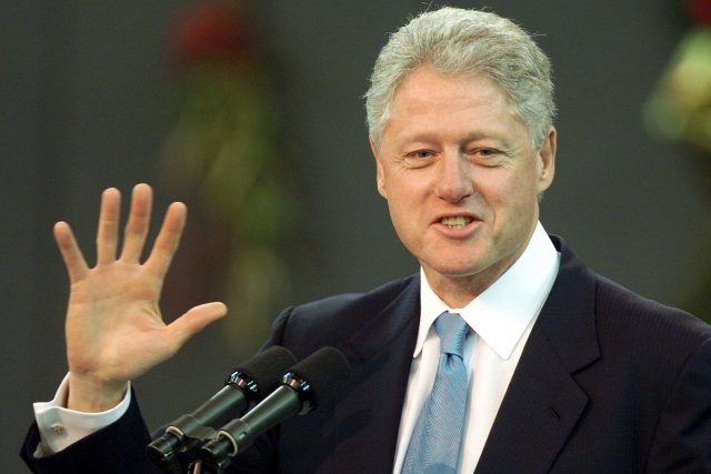 Bill Clinton... (Photo Archives Reuters)