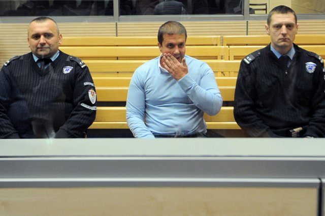Darko Saric est accusé en Serbie du trafic de... (Photo: AFP)