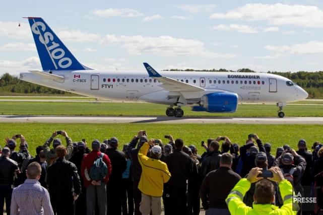 Jeudi, la direction de Bombardier présentera ses plus... (Photo Alain Roberge, archives La Presse)