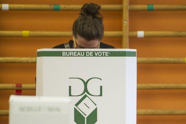 Le vote dans les établissements d'enseignement du Québec débute ce vendredi en... (Photo archives La Presse Canadienne)