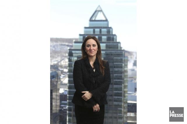 Brigitte Vachon, associée et leader de marché, Grand... (PHOTO MARTIN CHAMBERLAND,  LA PRESSE)