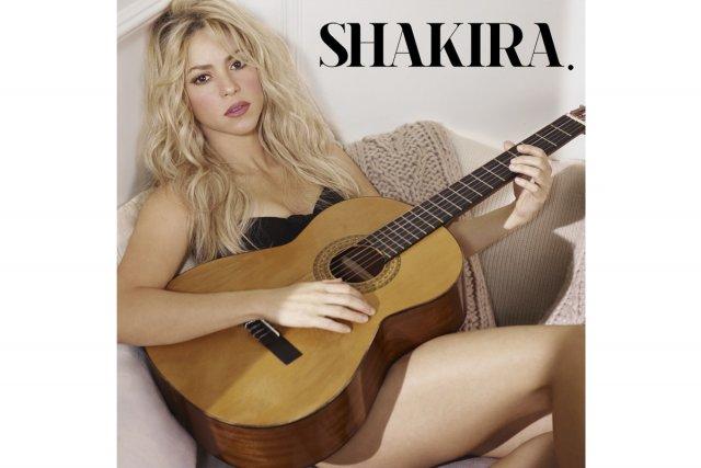 Shakira prend la tête du palmarès anglophone avec...