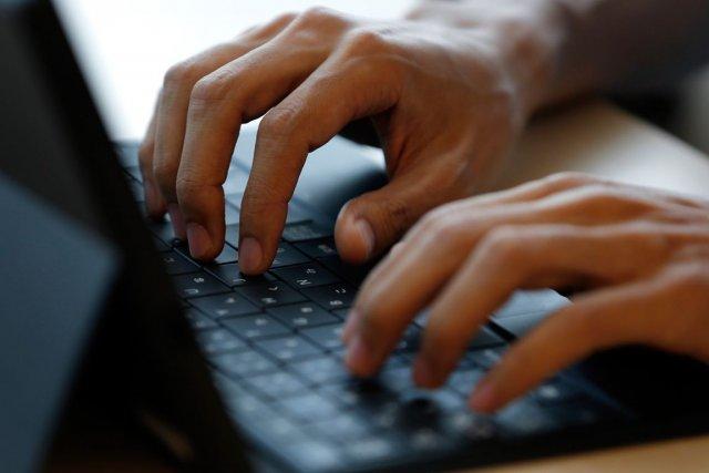 En France, quelque 90% des internautes sont membres... (PHOTO BLOOMBERG)