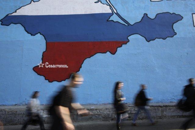 La compagnie ukrainienne Krymenergo a expliqué sur son... (Photo REUTERS)