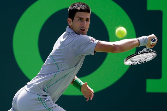 Novak Djokovic... (Photo Lynne Sladky, AP)