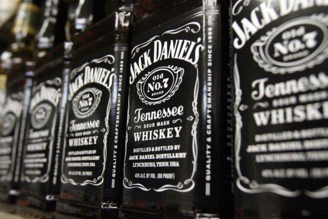 L'appellation «Tennessee whiskey» est réservé à l'eau de... (Photo Toby Talbot, AP)