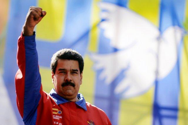 «La tentative de coup d'État» a été découverte... (PHOTO LEO RAMIREZ, AFP)
