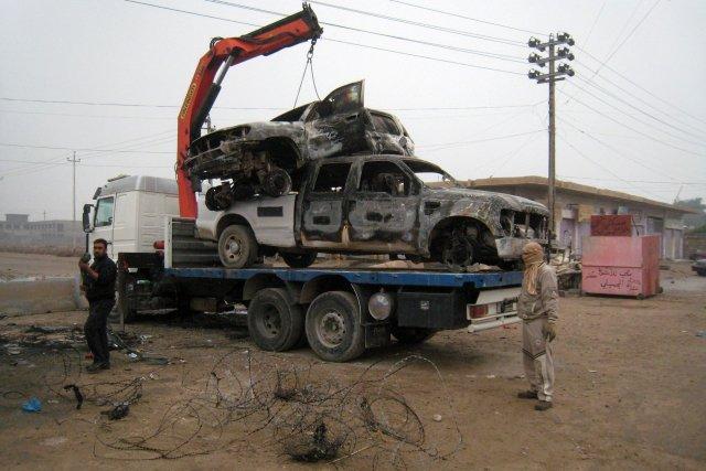Les violences en Irak sont alimentées par le... (Photo Karim Kadim, AP)