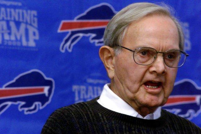Ralph Wilson fils a été le propriétaire des... (Photo archives AP)