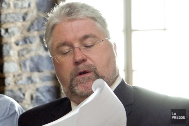 Le comité est composé notamment d'un député conservateur,... (Photo André Tremblay, Archives La Presse)