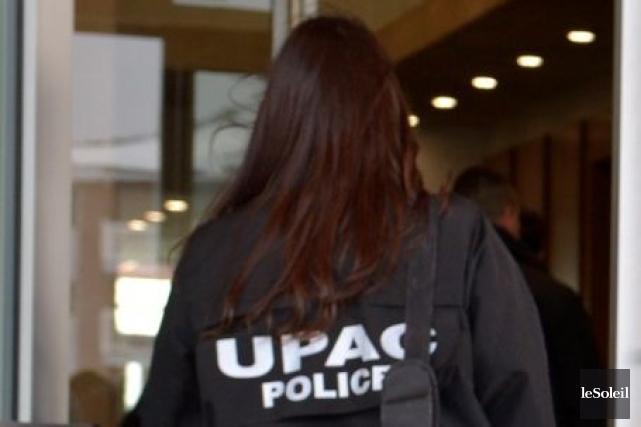 L'Unité permanente anticorruption (UPAC) a été saisie du dossier de... (Photothèque Le Soleil, Yan Doublet)
