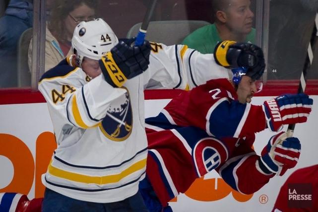 Relisez le clavardage du match entre le Canadien et les Sabres de Buffalo avec... (Photo: André Pichette, La Presse)