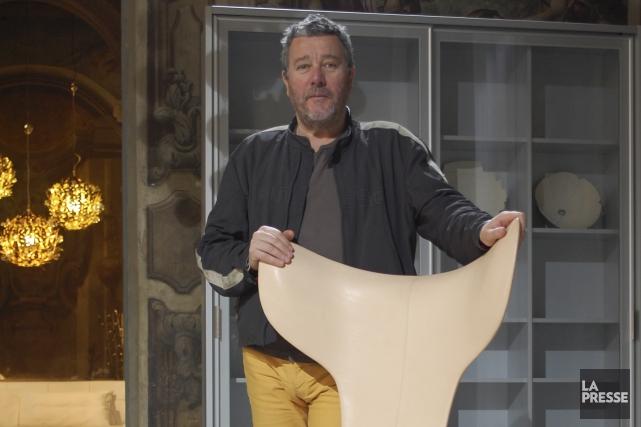 Le designer français Philippe Starck.... (PHOTO ARCHIVES LA PRESSE)