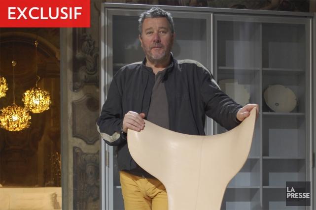 Depuis 15 ans, le célèbre créateur Philippe Starck... (PHOTO ARCHIVES LA PRESSE)