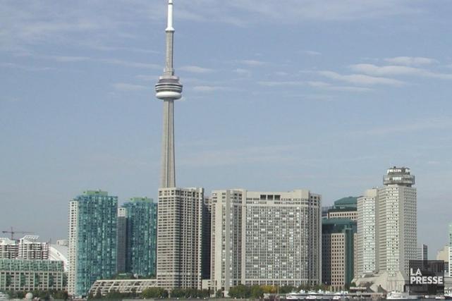 Un premier débat télévisé des candidats à la mairie de Toronto aura lieu ce... (Photo archives La Presse)