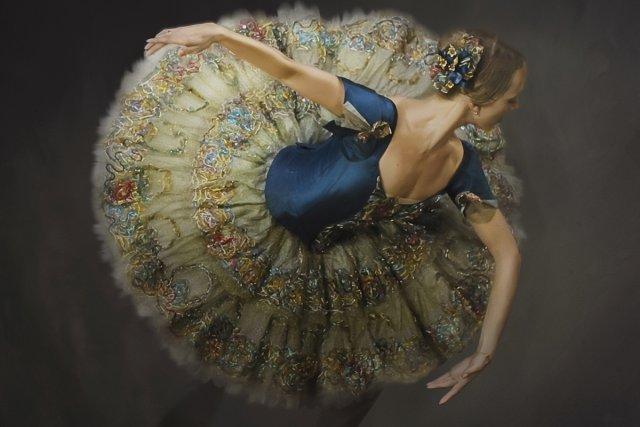 Paquita... (Photo: fournie par Les Grands Ballets canadiens de Montréal)