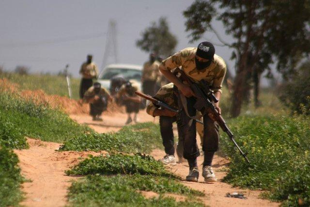 Depuis mars 2011, le conflit en Syrie, où... (Photo AHMAD ABOUD, AFP)