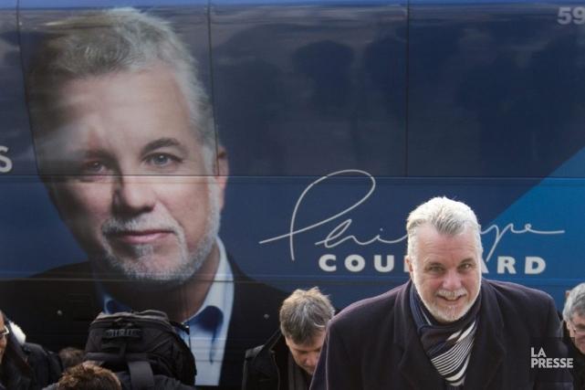 Philippe Couillard... (Photo Ivanoh Demers, La Presse)