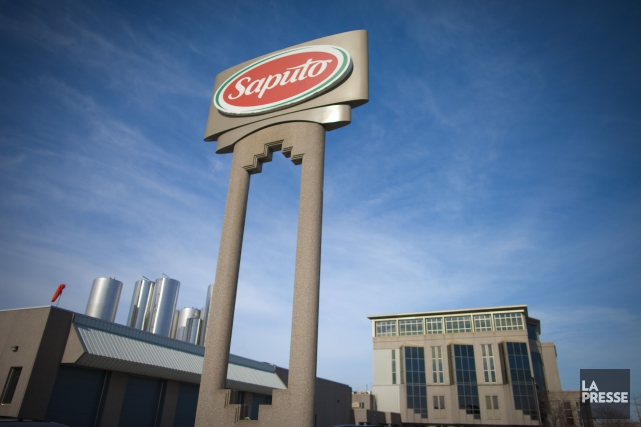 Saputo (T.SAP)espère que la forte concurrence ayant mené à... (PHOTO ANDRÉ PICHETTE, ARCHIVES LA PRESSE)