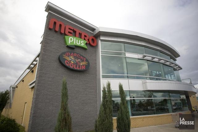 Metro attribue notamment la hausse de ses ventes... (PHOTO ANDRÉ PICHETTE, ARCHIVES LA PRESSE)