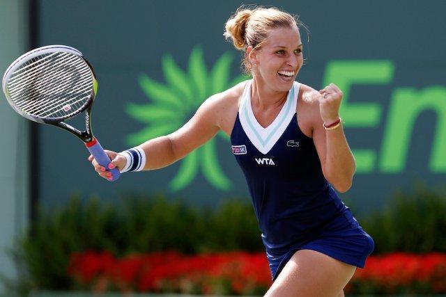 Dominika Cibulkova... (Photo Geoff Burke, USA Today)