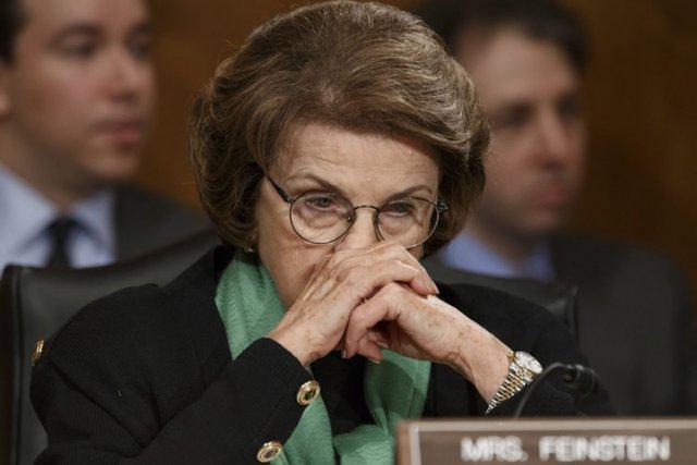 Selon DianneFeinstein,la présidente de lacommission du renseignement du... (Photo: AP)