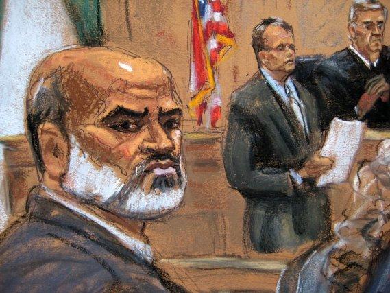 Époux de l'une des filles d'Oussama ben Laden... (Illustration Jane Rosenberg, reuters)